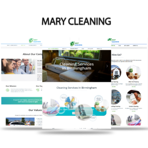 SEO - MaryCleaning